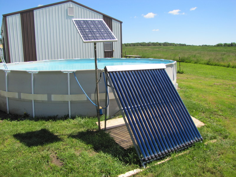 Acme Energy Llc Now Offers Solar Hot Water Heaters