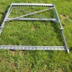 Frame with Manifold