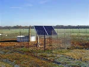 Solar-tank-waterer